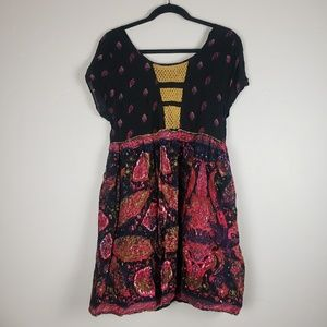 Mink Pink Urban Outfitters Floral Dress sz S